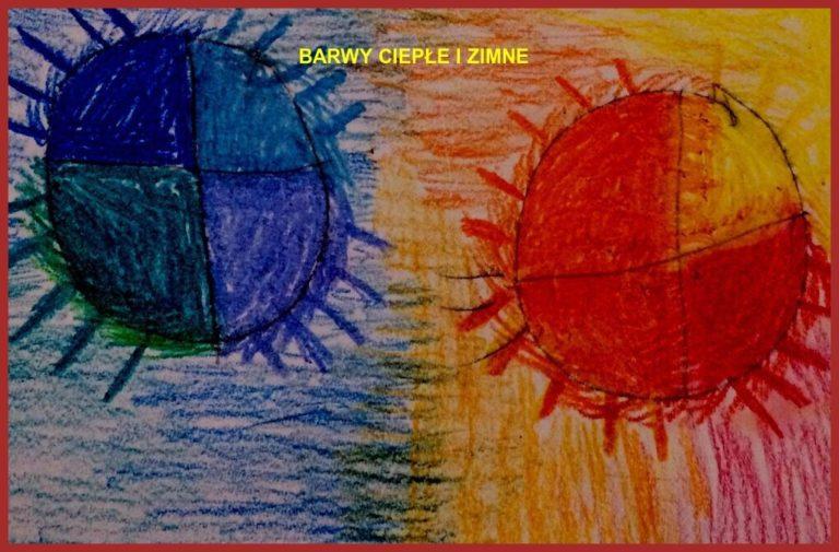 FILIP SZCZESNY - BARWY CIEPLE I ZIMNE