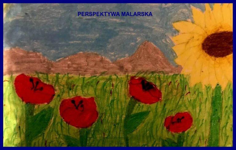 Milena Kmieć Perspektywa malarska