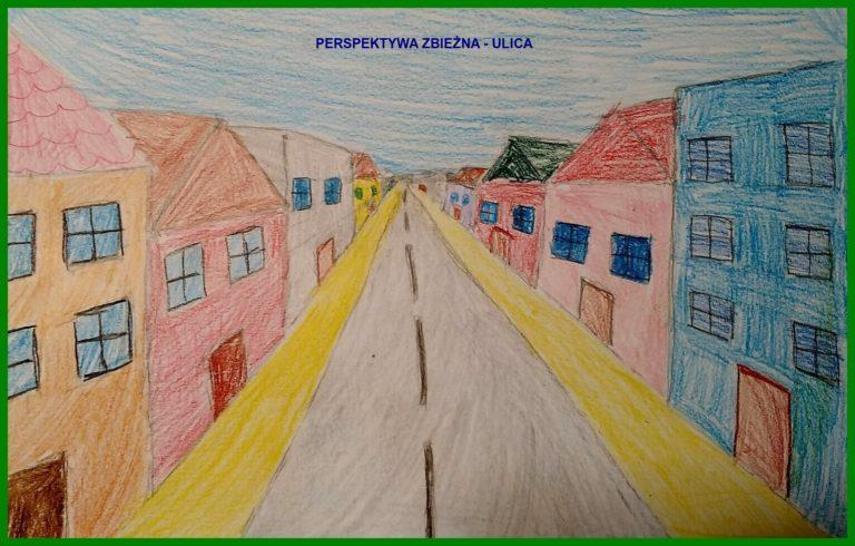 Natalia Krzyczmonik Perspektywa zbieżna - ulica