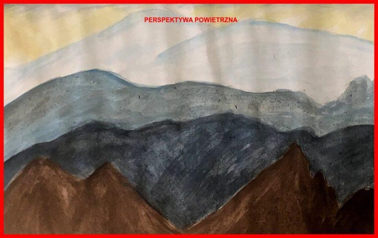 Sonia Czubak Perspektywa powietrzna